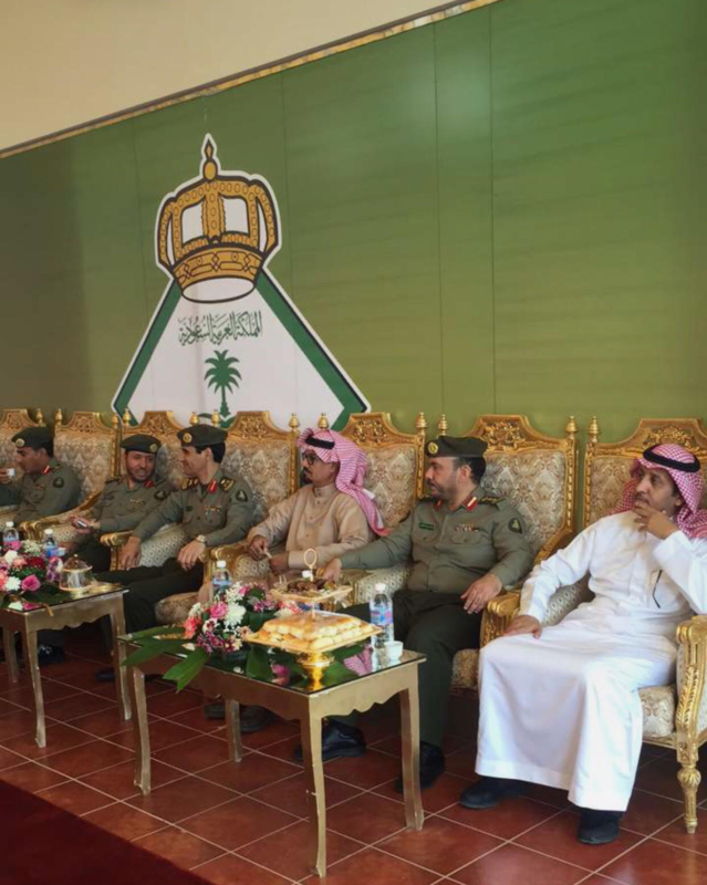 : الجوازات تفتح شعبة الخدمات الالكترونية بروشن مول بمحافظة الخرج 9