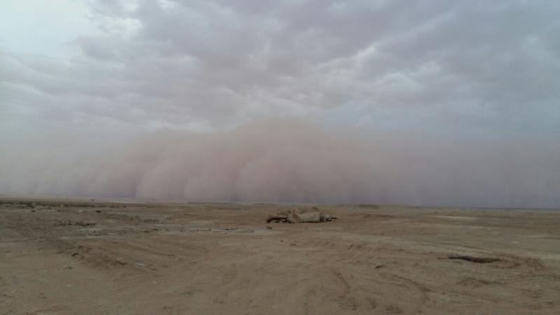 الجوف - غبار (1) 
