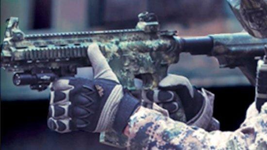 الجيش الأمريكي يطور البذله