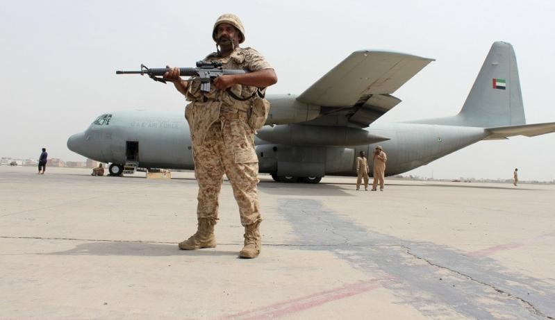 الجيش-الاماراتي