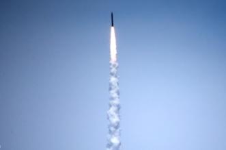 الجيش الامريكي يعترض صاروخ