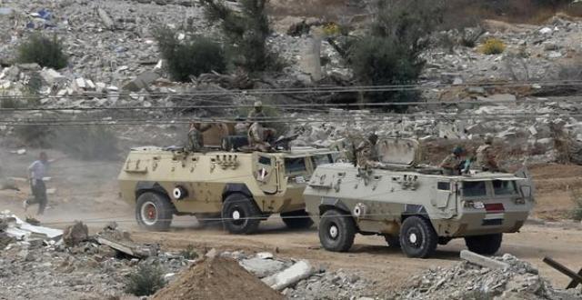 الجيش-المصري-في-سيناء