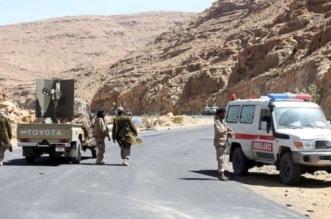 الجيش اليمني الحدود