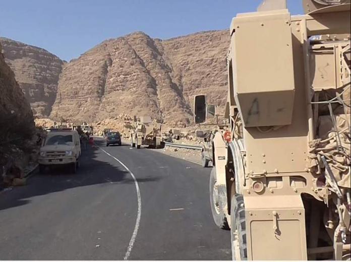 الجيش اليمني يحرر جبل القرن الاستراتيجي في لحج