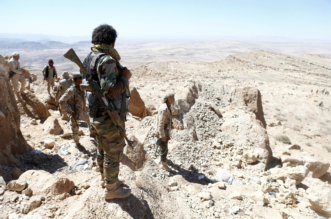 الجيش اليمني يحرر مواقع استراتيجية جديدة غربي تعـز - المواطن