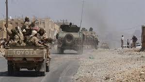 الجيش اليمني يؤمن الخط الدولي بين صعدة والجوف ويقترب من مخبأ الحوثي - المواطن