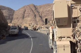 قوات الشرعية تتمركز بالقرب من منزل زعيم الحوثيين بصعدة - المواطن