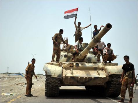 الجيش اليمني يُفشل هجمات للانقلابيين لإعادة حصار تعز
