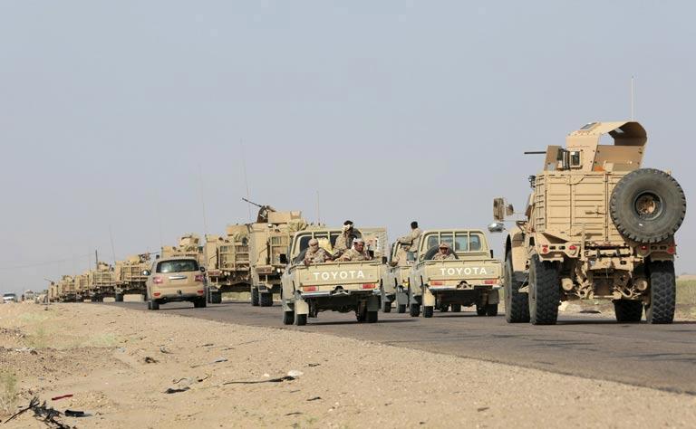 الجيش اليمني يحرر جيوباً بالجوف ويُفشل هجمات للانقلابيين بصعدة