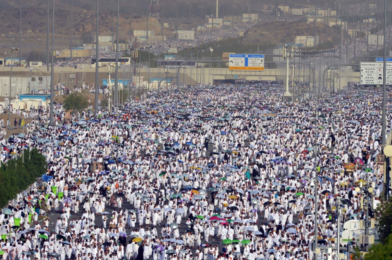 رئيس حجاج #روسيا: #السعودية سخّرت كل جهودها لراحة ضيوف الرحمن - المواطن