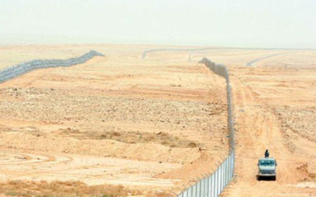 الحدود الجنوبية للسعودية