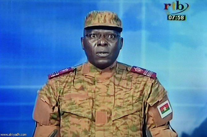 الحرس الرئاسي في بوركينا فاسو