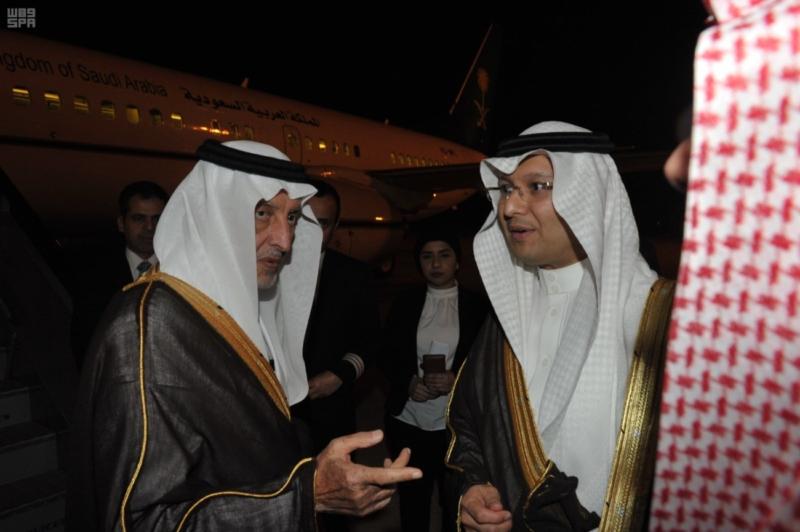 الحريري يستقبل خالد الفيصل (4)