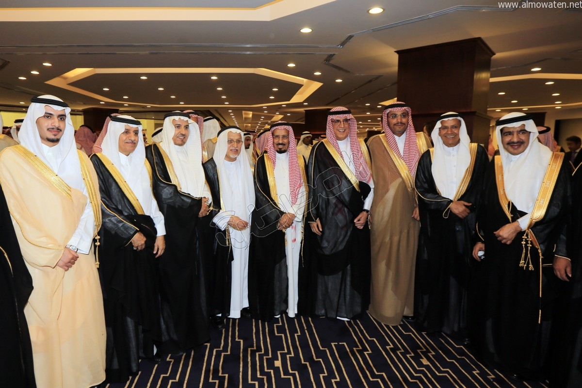شاهد بالصور .. الحفل السنوي لرجال الأعمال في #الرياض