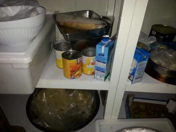 الحلويات الفرنسية بـ #جدة مغلق لمخالفات صحية (3)