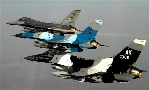 الحملة العسكرية على داعش