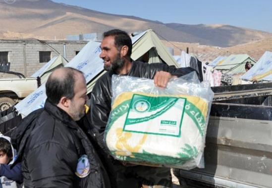 الحملة الوطنية السعودية لنصرة الأشقاء السوريين
