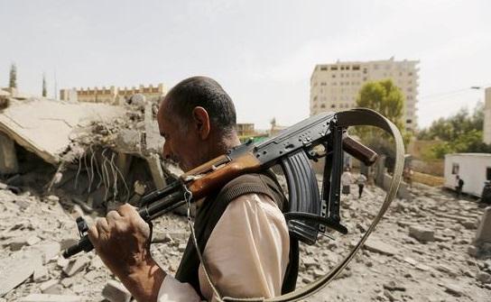 الحوثي-اليمن