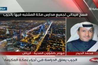 الحيدر: انتشار الجرب بمدارس مكة كشف وجود خلل في الصحة الوقائية - المواطن