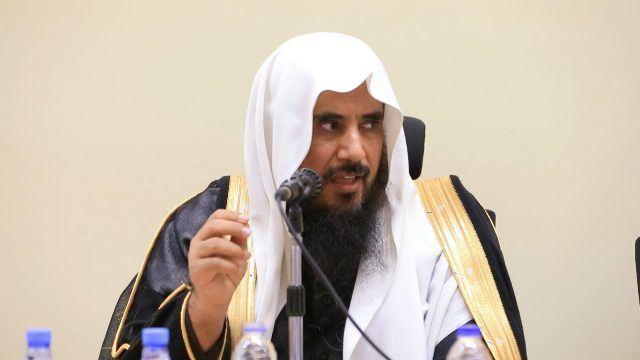 الخثلان في زيارته لوزارة #الدفاع  أنتم على ثغر لحماية الإسلام (2)