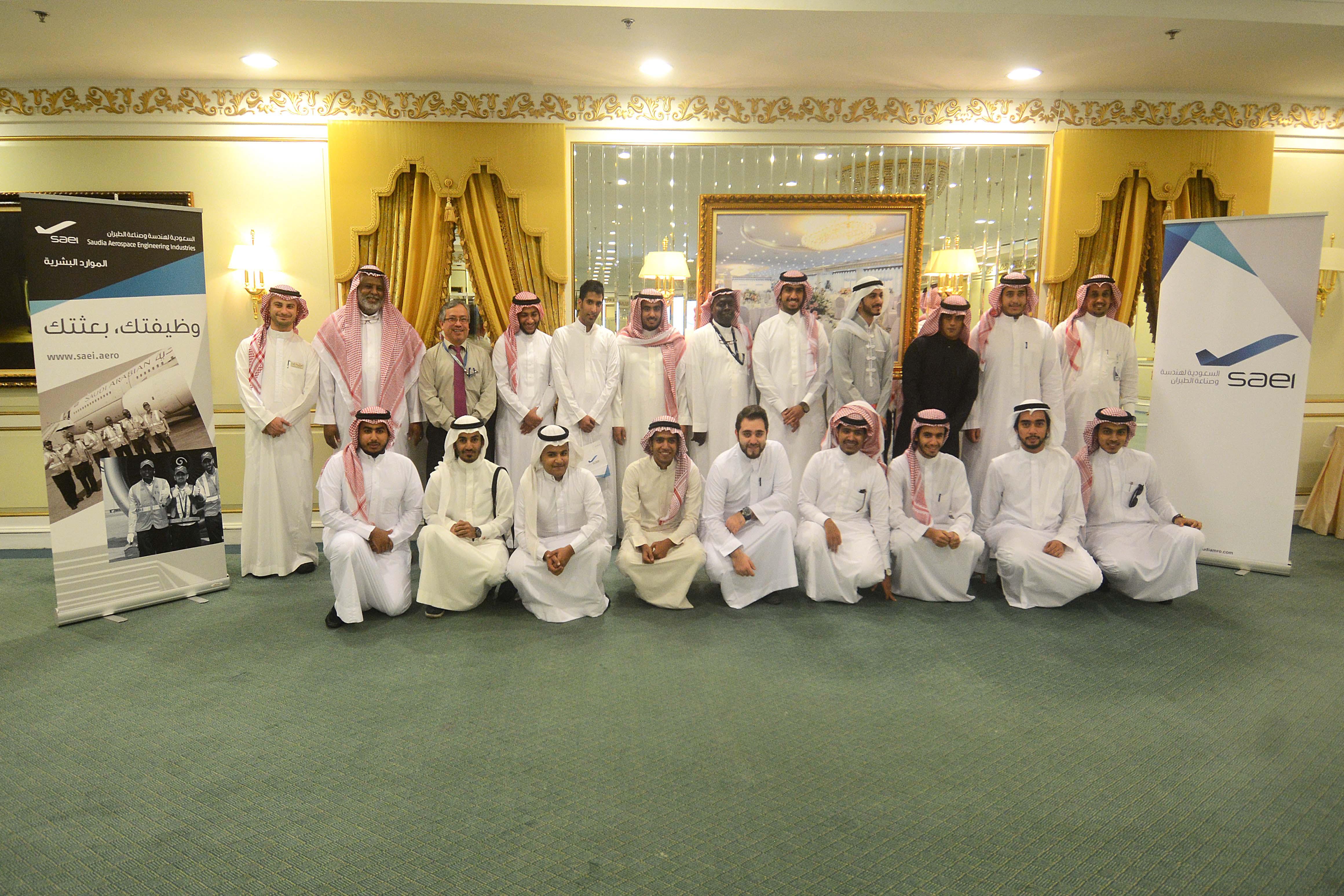 الخطوط الجوية السعودية تبدأ مقابلات التوظيف في جدة (3)