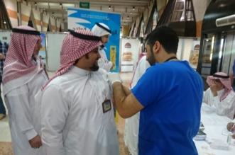 الخطوط الحديدية تطلق حملة تطعيم ضد الإنفلونزا الموسمية - المواطن