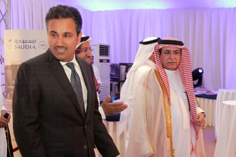 الخطوط السعودية تستقبل طائرة بوينج (34865666) 