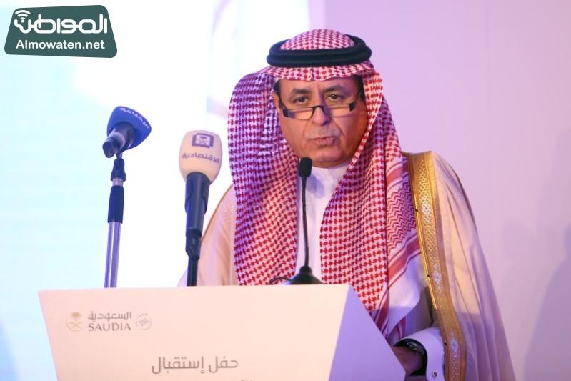 الخطوط السعودية تستقبل طائرة بوينج (34865668) 