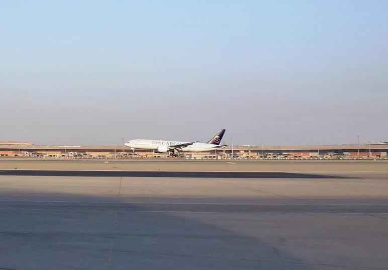 الخطوط السعودية تستلم طائرتين عريضتي البدن من طراز بوينج4