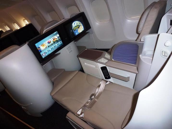 الخطوط السعودية تستلم طائرتين عريضتي البدن من طراز بوينج5