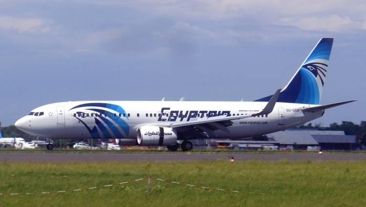 الخطوط المصرية طائرة مصرية