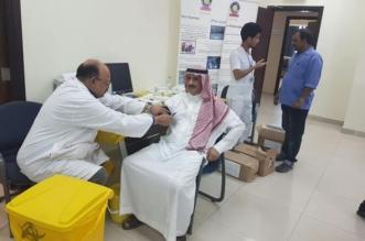"""حملة """"الخطوط """" للتبرُع بالدم في نجران لصالح مُصابي المرابطين - المواطن"""