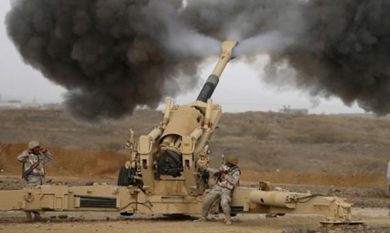 الدفاع الجوي السعودي مدفعية
