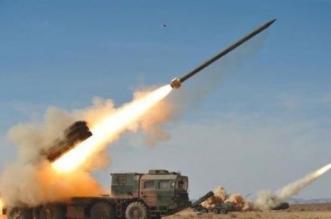 الدفاع السعودي يتصدى صاروخين من اليمن