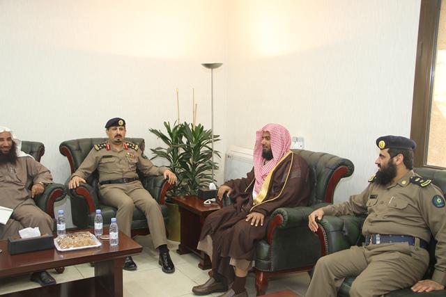 الدفاع المدني يرحب بافتتاح حلقات تحفيظ لمنسوبيه بالتعاون مع تحفيظ الرياض (2)