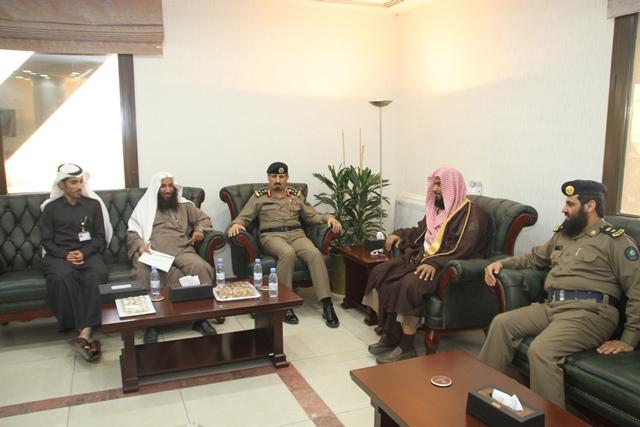 الدفاع المدني يرحب بافتتاح حلقات تحفيظ لمنسوبيه بالتعاون مع تحفيظ الرياض (3)