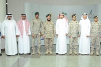 بالصور.. ضباط معهد الدفاع الجوي يستعرضون برامج التدريب بتقنية جدة - المواطن