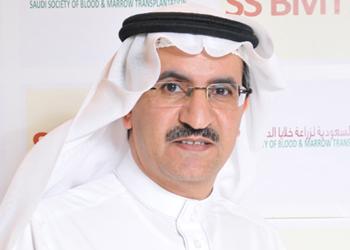 الدكتور أحمد العسكر المدير التنفيذي لمركز الملك عبد الله العالمي للأبحاث الطبية