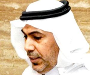 الدكتور إبراهيم بن عبد الله المسند