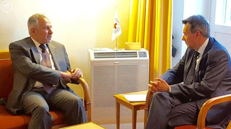 الدكتور الربيعة يحضر الدورة الـ 31 لمجلس حقوق الإنسان بجنيف