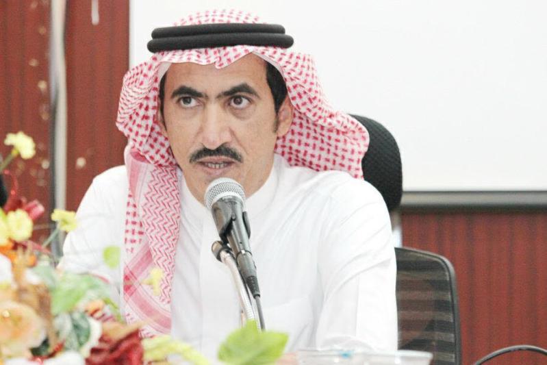 الدكتور حمود بن فهد الشمري