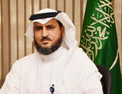 الدكتور عبدالرحمن بن محمد آل إبراهيم، الرئيس التنفيذي لشركة المياه الوطنية