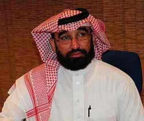 الدكتور عبدالله البرقان رئيس لجنة  الاحتراف في الاتحاد السعودي لكرة القدم