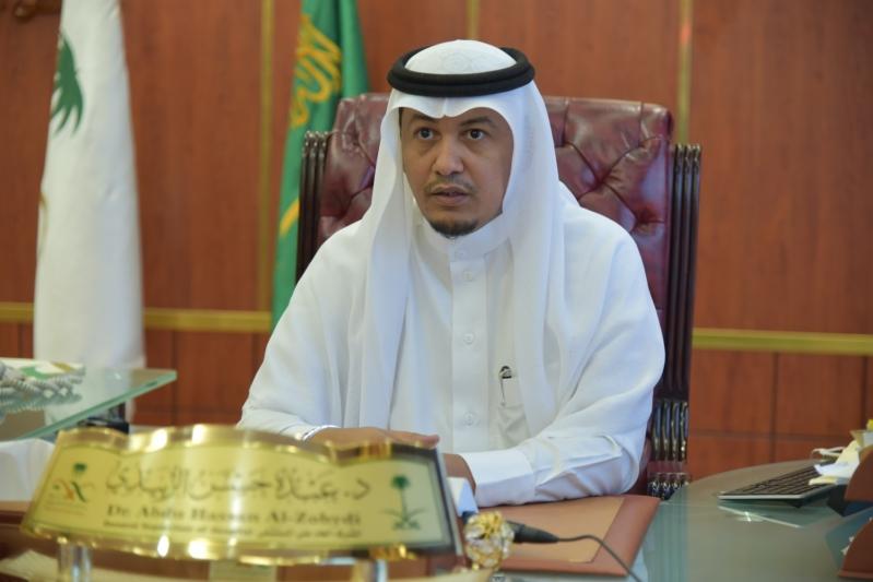 الدكتور عبده الزبيدي