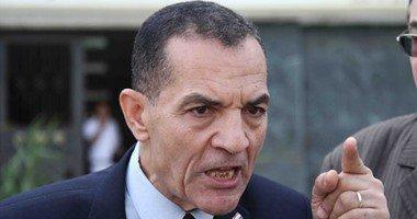 الدكتور عبد الحى عزب رئيس جامعة الازهر