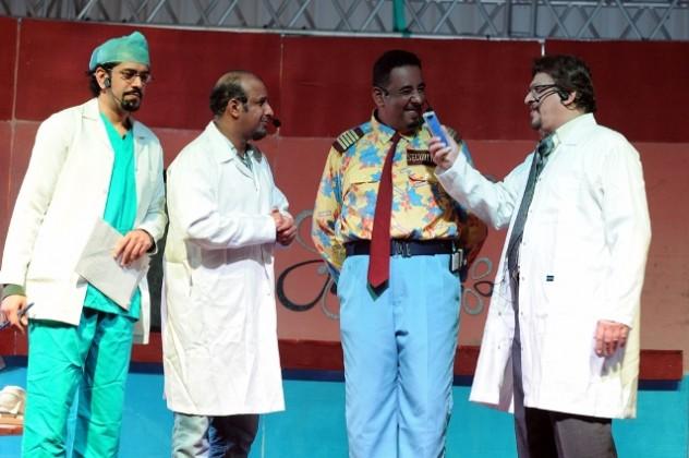 الدكتور عطية مسرحية (5)