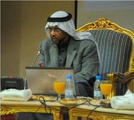 الدكتور علي الشهري  وكيل جامعة الباحة للتطوير  الاكاديمي   (1)