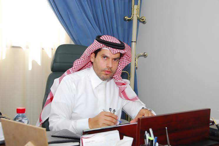 الدكتور  ياسر العبيداء، الرئيس التنفيذي لشركة سدير للأدوية