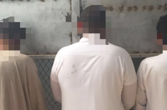 بالصور.. تفاصيل الإطاحة بـ7 مواطنين نفذوا الدهس المتعمد في الرياض - المواطن