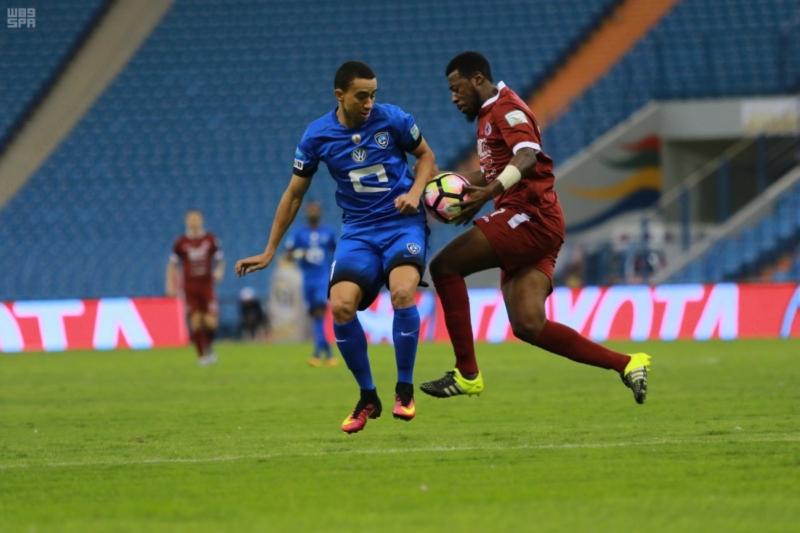 الدوري السعودي الهلال يقفز للوصافة برباعية في مرمى الفيصلي والأهلي والنصر يتغلبان على القادسية والوحدة 6